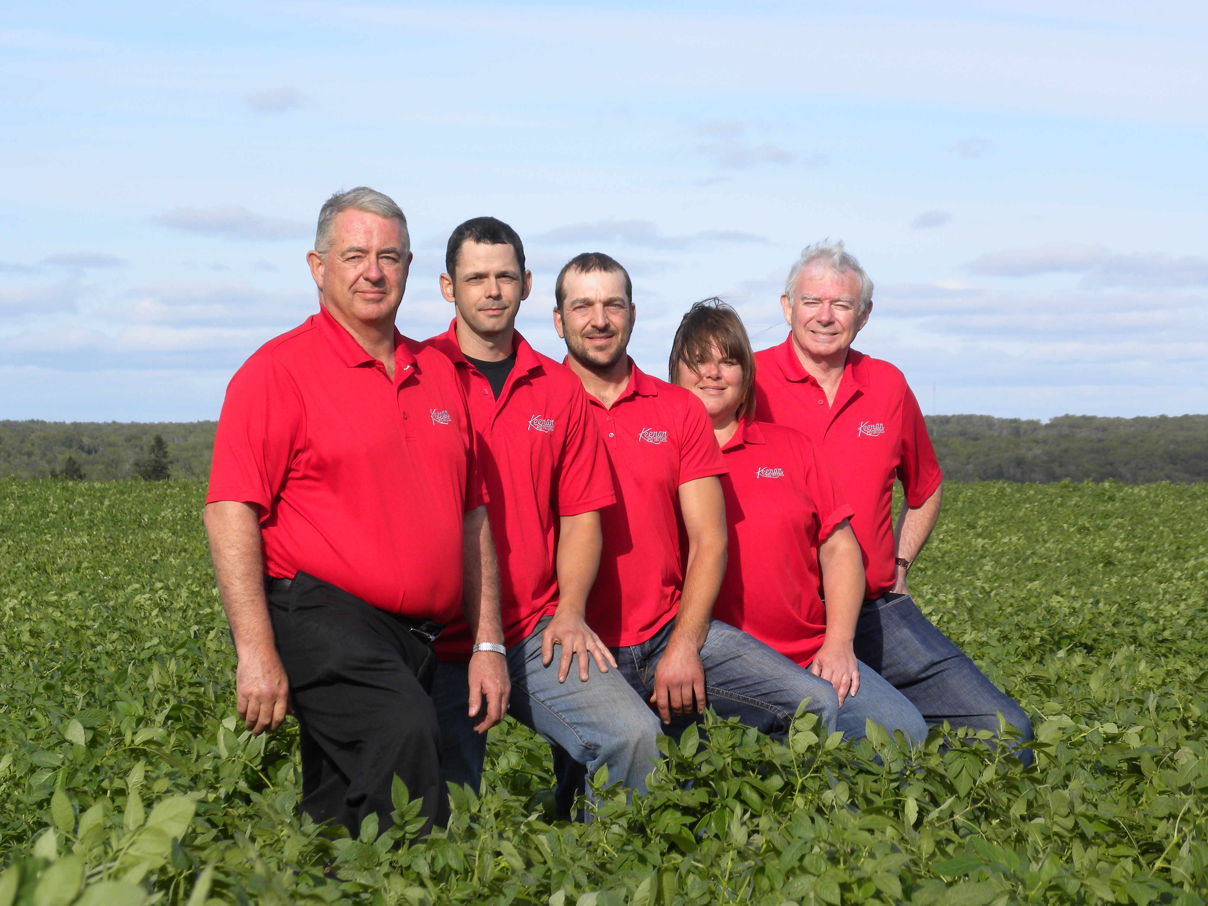 Welcome to our  Prince Edward Island Potato Farm